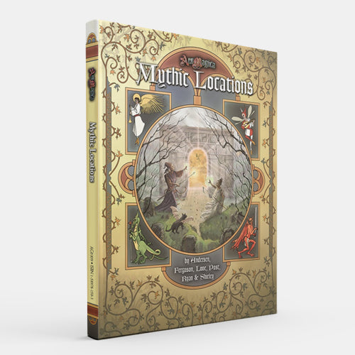 Mythic Locations (Ars Magica 5E) [Restock]