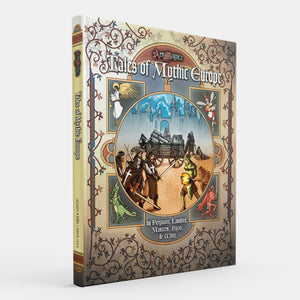 Tales of Mythic Europe (Ars Magica 5E) [Restock]