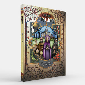 The Church (Ars Magica 5E) [Restock]