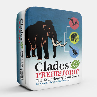 Clades Prehistoric [Outlet] Dented Tin