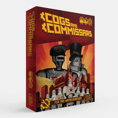 Cogs and Commissars [Restock]