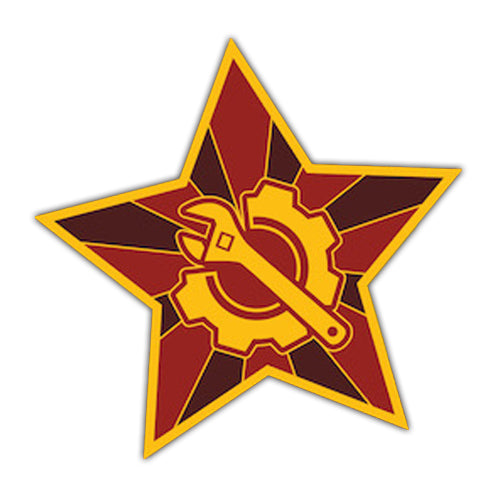 Politburo Pin (Cogs and Commissars)