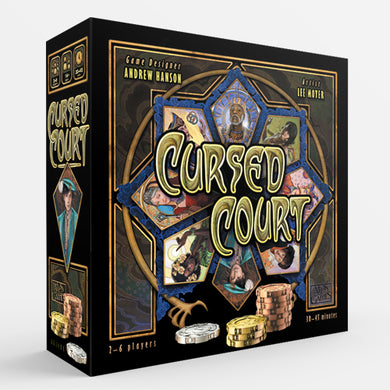 Cursed Court [Dropship]