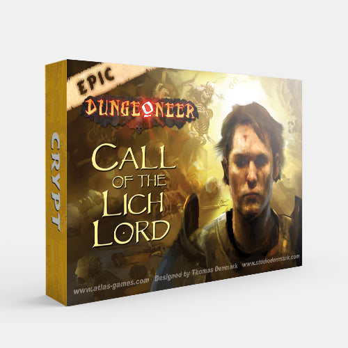Call of the Lich Lord (Dungeoneer 2E) [Outlet]