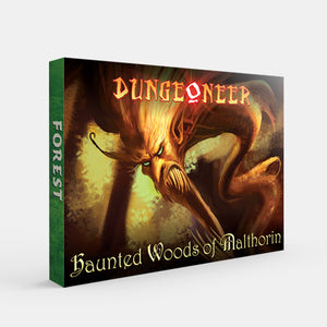 Haunted Woods of Malthorin (Dungeoneer 2E) [Restock]