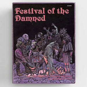 Festival of the Damned (Ars Magica 2E)