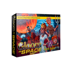Gloom in Space [Dropship]