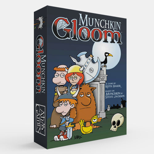Munchkin Gloom [Outlet]