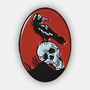Gloom Lapel Pin of Doom (Gloom)