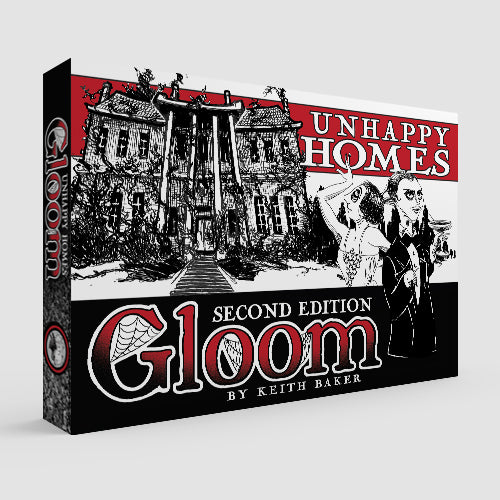 Unhappy Homes (Gloom 2E)