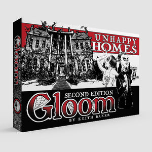 Unhappy Homes (Gloom 2E) [Dropship]