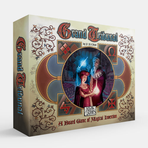 Grand Tribunal (Ars Magica) [Dropship]