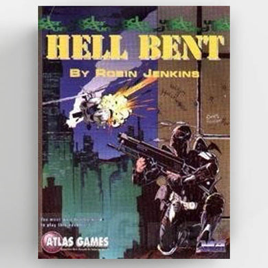 Hell Bent (Underground RPG) [Outlet]