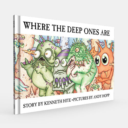 Where the Deep Ones Are (Mini Mythos) [Restock]