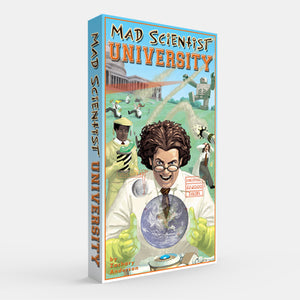 Mad Scientist University