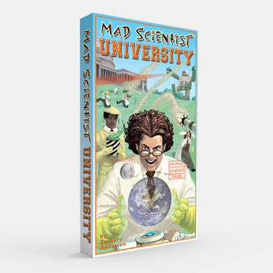 Mad Scientist University [Outlet]