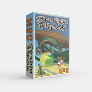 Spring Break (Mad Scientist University)