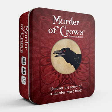 Murder of Crows Second Edition [Outlet]