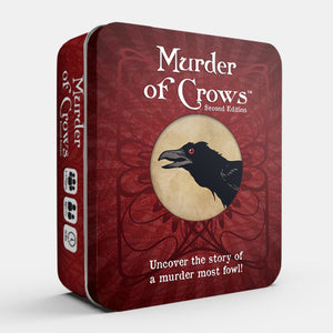 Murder of Crows Second Edition [Restock]