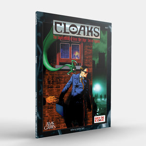 Cloaks (Over the Edge 2E) [Outlet]
