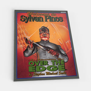 Welcome to Sylvan Pines (Over the Edge 1E)