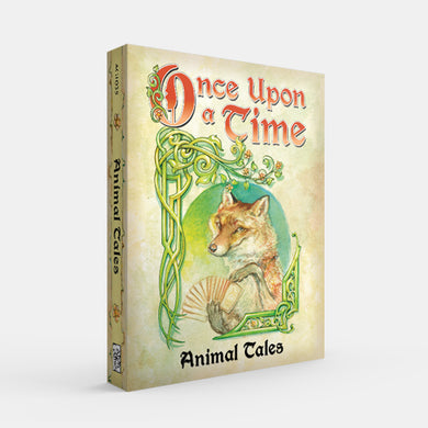 Animal Tales (Once Upon a Time 3E) [Dropship]