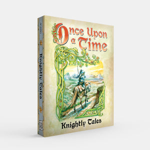 Knightly Tales (Once Upon a Time 3E) [Restock]