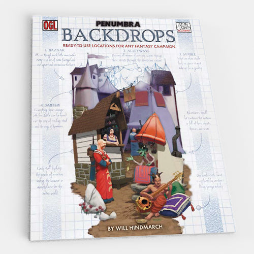 Backdrops (Penumbra OGL 3E)