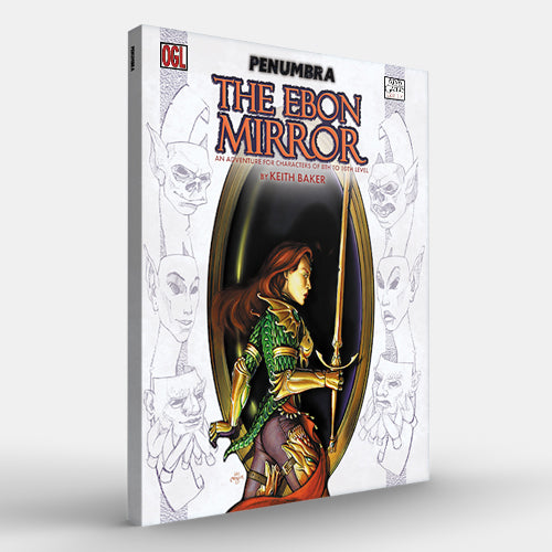 The Ebon Mirror (Penumbra OGL 3E)
