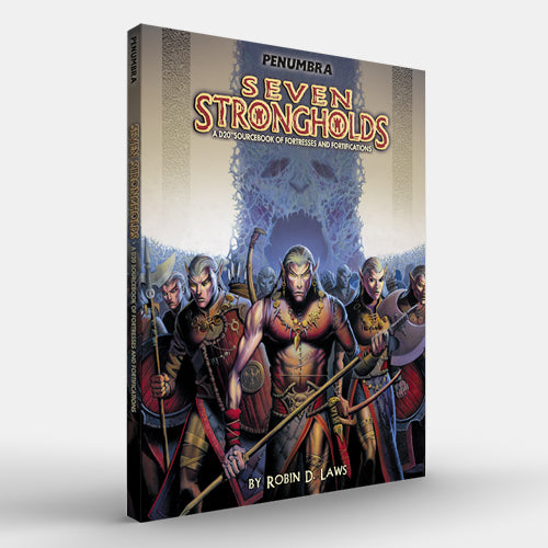 Seven Strongholds (Penumbra OGL 3E) [Outlet]