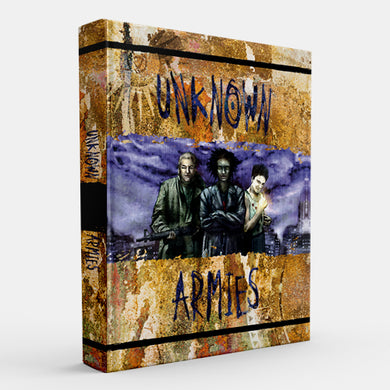 Unknown Armies Second Edition