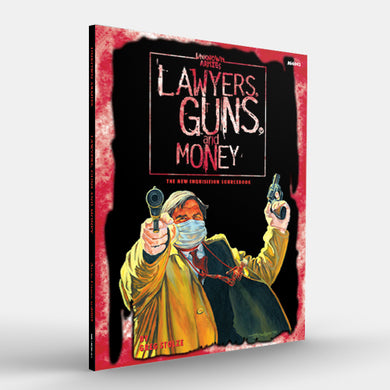 Lawyers Guns and Money (Unknown Armies 1E)