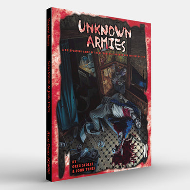 Unknown Armies First Edition