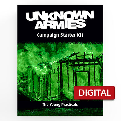 The Young Practicals (Unknown Armies 3E)