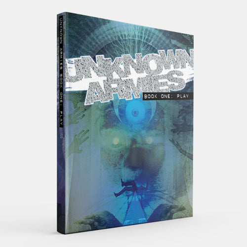 Unknown Armies Third Edition Book One: Play [Dropship]