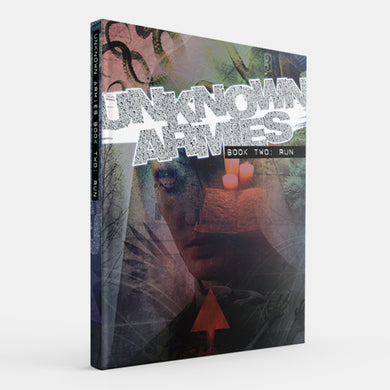 Unknown Armies Third Edition Book Two: Run