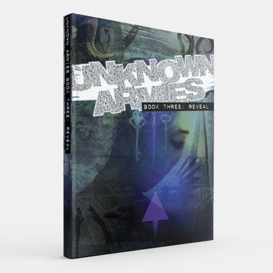 Unknown Armies Third Edition Book Three: Reveal [Outlet]