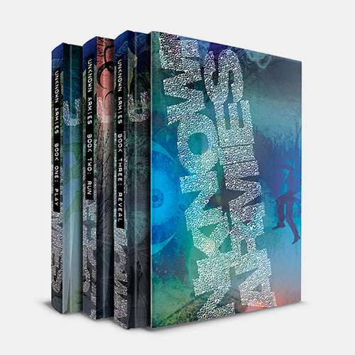 Unknown Armies Deluxe Third Edition