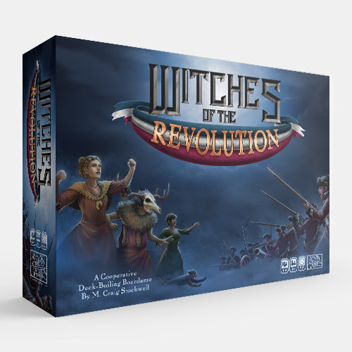 Witches of the Revolution [Restock]