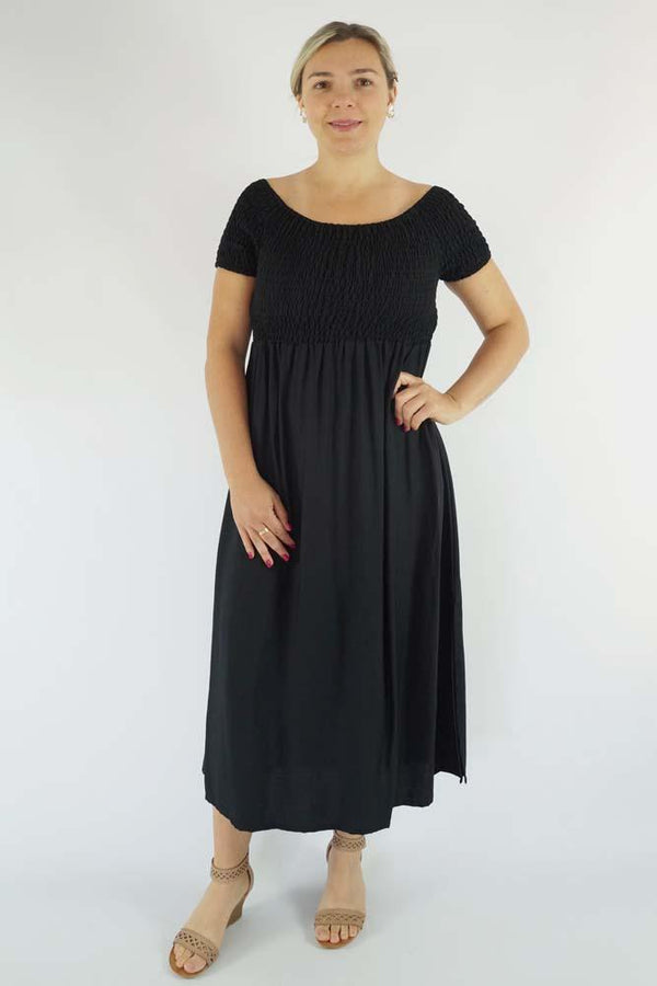 "3/4 Willow Dress ""Plain"""