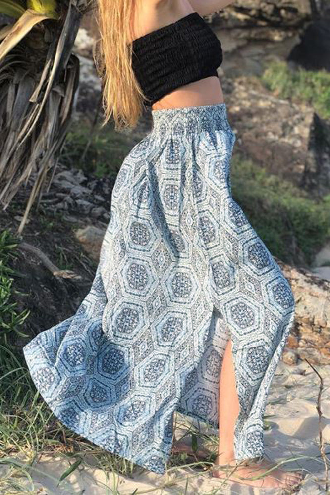 Amber Skirt Hexagon