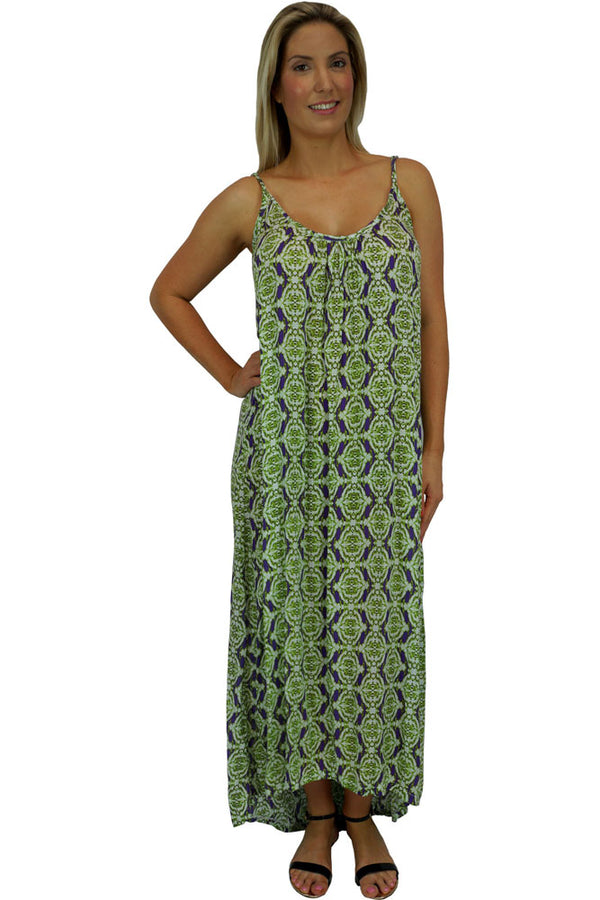 "Boho Dress ""Meddle"" print"
