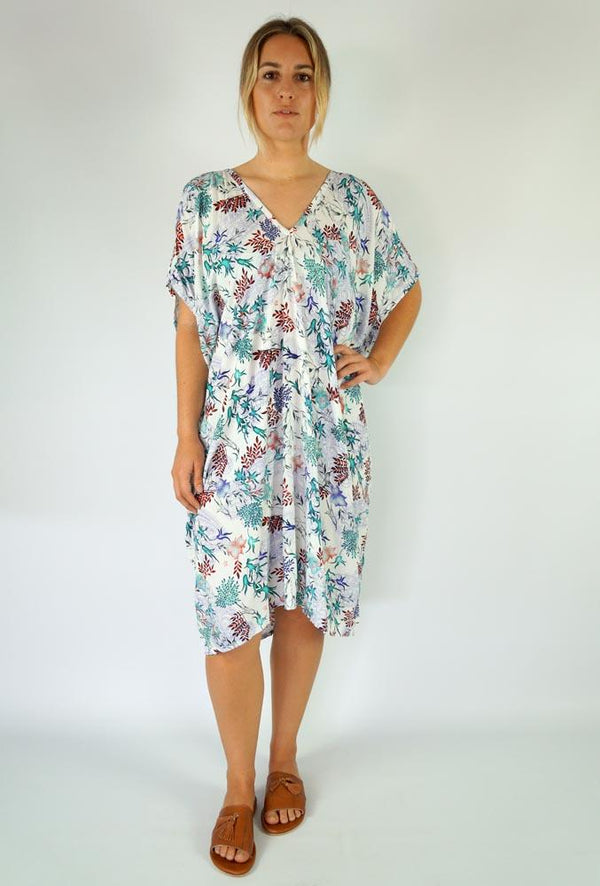 "Drifter Dress "" Wildflower"" Print"