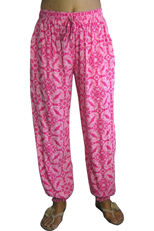 "Gypsy Pants ""Echo Beach"" print"