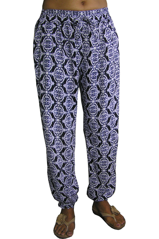 "Gypsy Pants ""Meddle"" print"