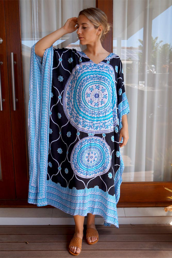 "Long Kaftan Bling ""Tunisia"""