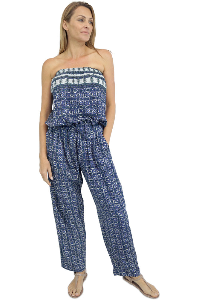 "Long Jumpsuit ""Solo"""