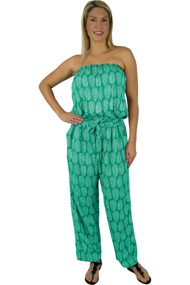 Long Jumpsuit Tapioca