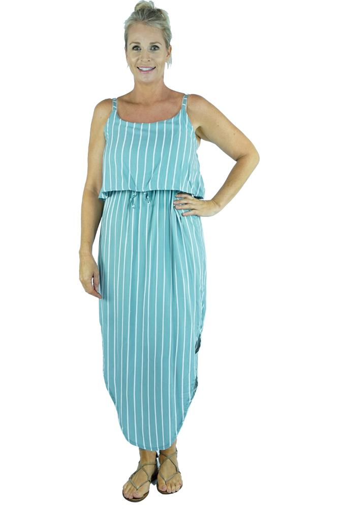 "Mojito Dress ""Stripe"""