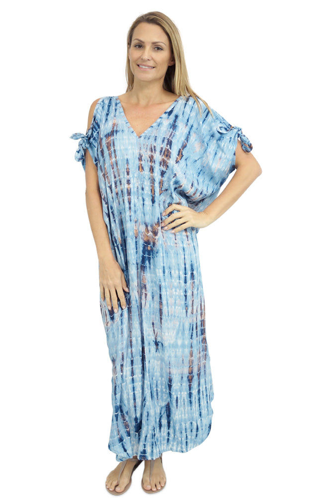 "Mykonos Dress ""Tie Dye"""